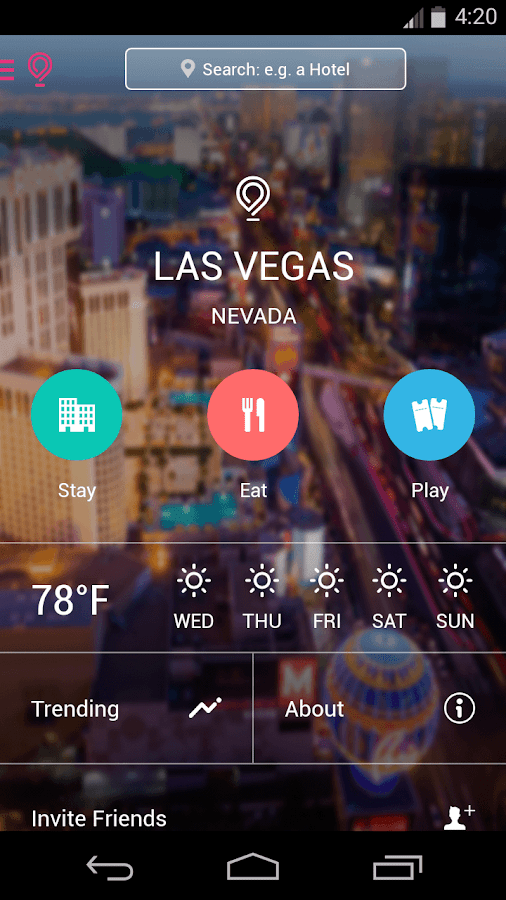 Las Vegas City Guide - Gogobot - screenshot