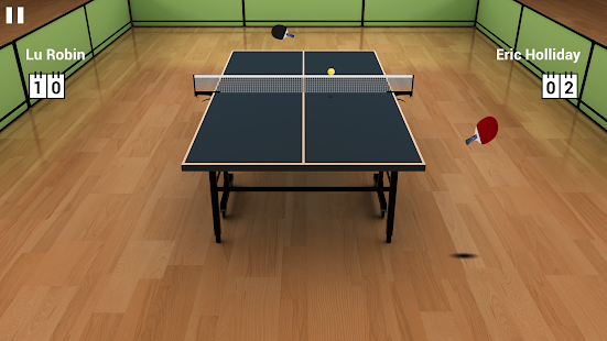 Virtual Table Tennis- screenshot thumbnail