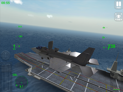 F18 Carrier Landing - screenshot thumbnail