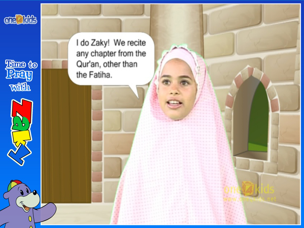 Time to Pray with Zaky- screenshot
