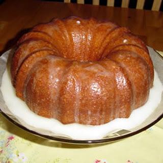 Apricot Nectar Cake II