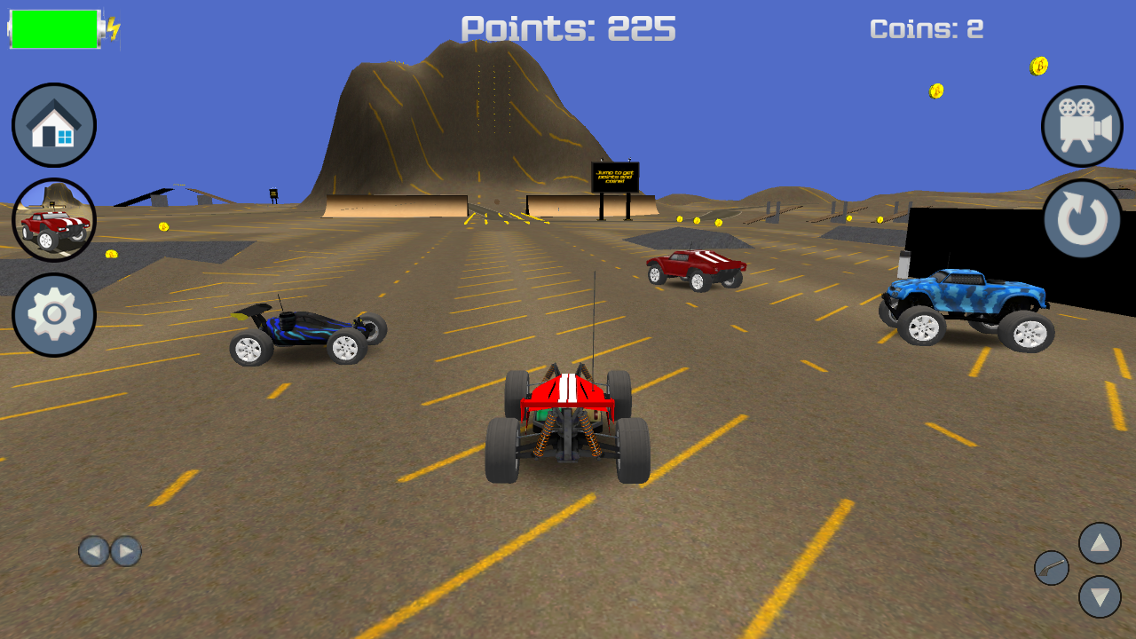 rc car hill racing simulator android apps on google play. Black Bedroom Furniture Sets. Home Design Ideas