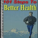 101 Steps To Better Health logo