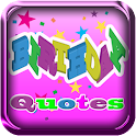 Birthday Quotes Fond Animé icon