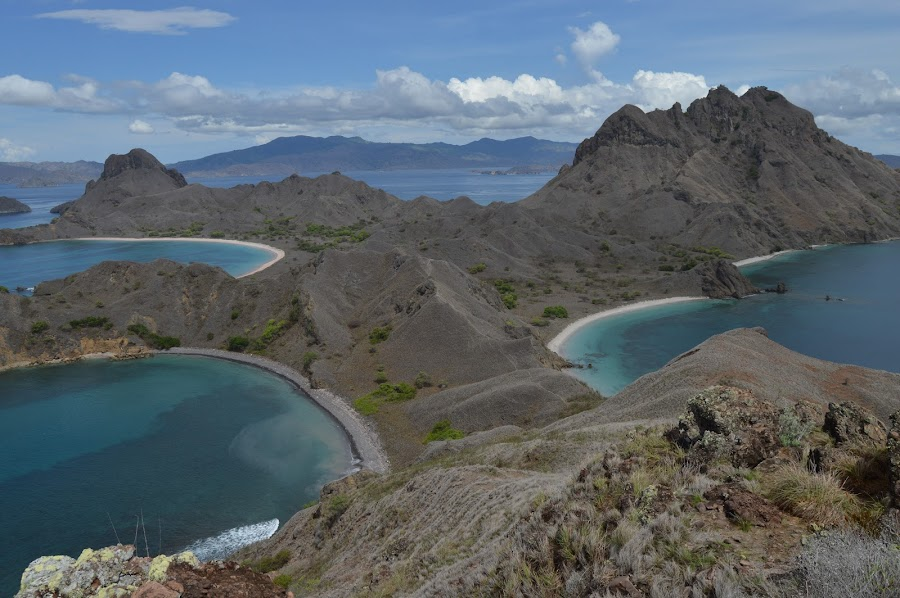 padar island by Rinal Dino - Landscapes Mountains & Hills ( mountain, lanscape )