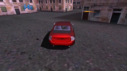 トランスポート駐車場