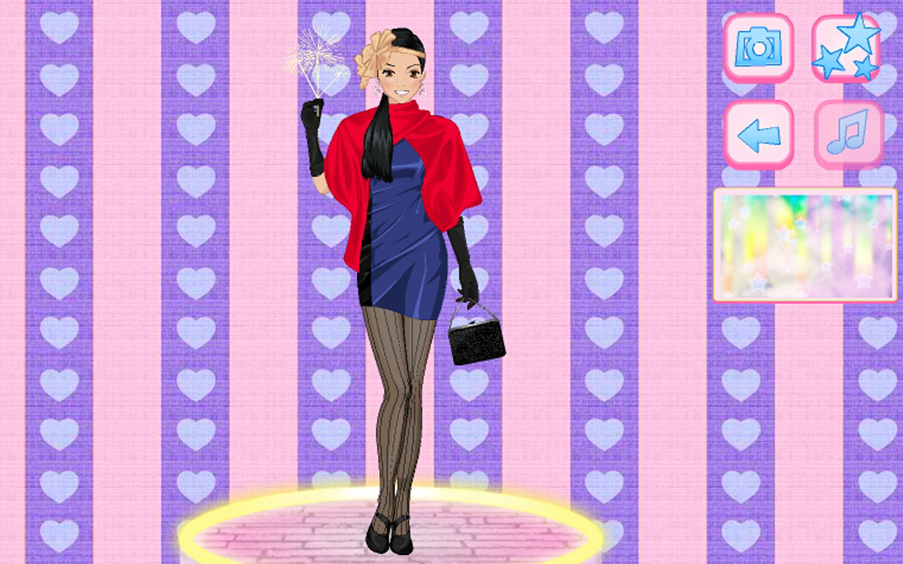 Party Princess Dress Up - screenshot