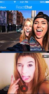 ReactChat - screenshot thumbnail