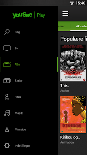 YouSee Play Tv & Film - screenshot thumbnail
