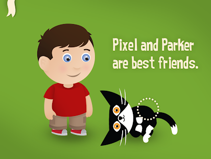 Pixel and Parker- screenshot thumbnail