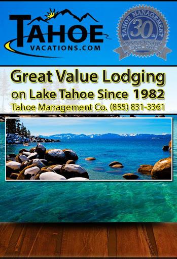 Tahoe Vacations