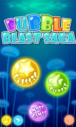 Bubble Blast Saga