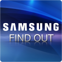 Samsung Find Out icon