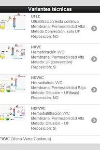 TRRC -depuración extrarrenal-- screenshot thumbnail