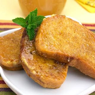 Honey Baked French Toast