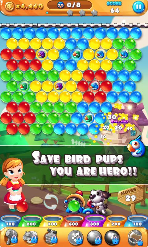 Bubble Story- screenshot