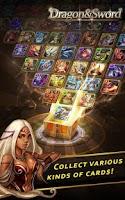 Screenshot of Dragon & Sword