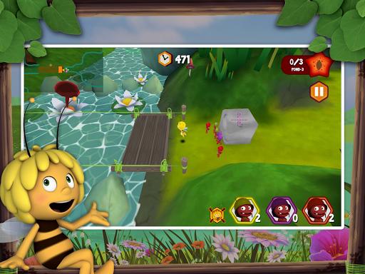 Игра Пчела Майя: The Ant's Quest для планшетов на Android