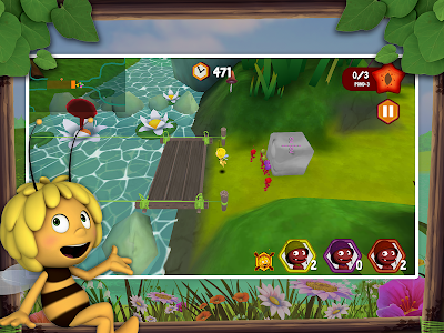 Maya the bee: The Ant's Quest v1.0