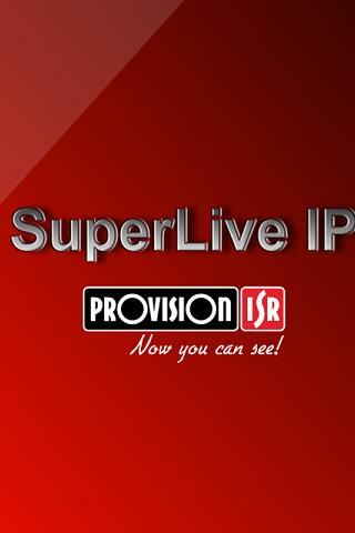 SuperLive IP - screenshot