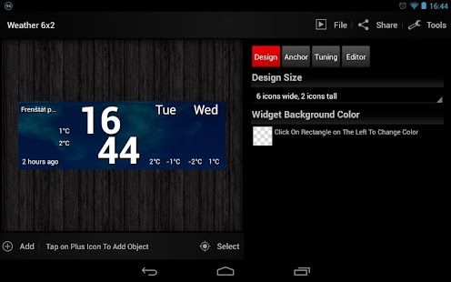 Make Your Clock Widget HD Pro - screenshot thumbnail