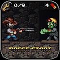 Zombie Mine - Retro Platformer