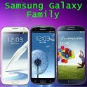 Galaxy Family S4 S3 Note2 LWP icon