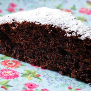 Chocolate & Zucchini Cake