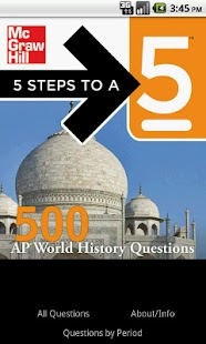 500 AP World History Questions - screenshot thumbnail
