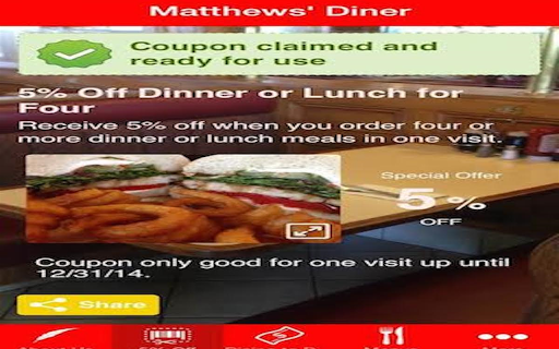 玩商業App|Matthews' Diner免費|APP試玩