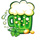 DecoBeer: St. Patrick's Day logo