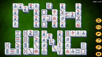 Screenshot of Mahjong Deluxe HD Free