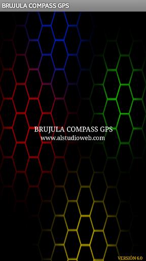 BRUJULA COMPASS GPS