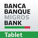 Migros Bank E-Banking Tablet icon