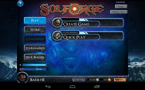 SolForge - screenshot thumbnail