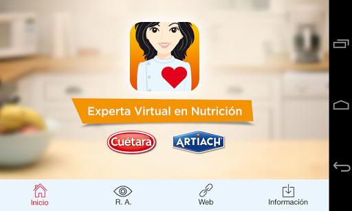 Experta Virtual en Nutrición