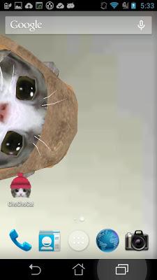 ChoCho Cat - screenshot