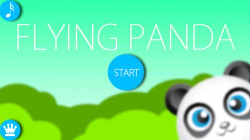 Flying Panda's Candy Saga