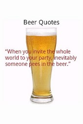 Beer Quotes 2010