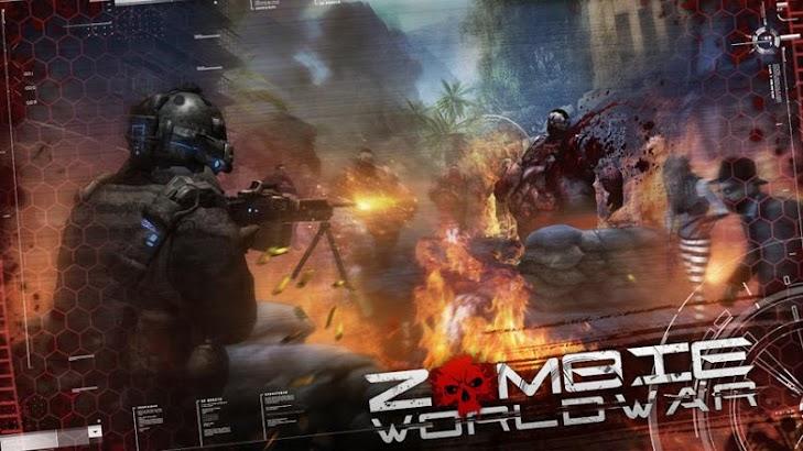 Zombie World War screenshot