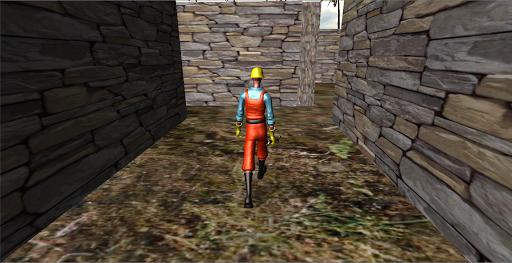Maze Prison Escape 3D