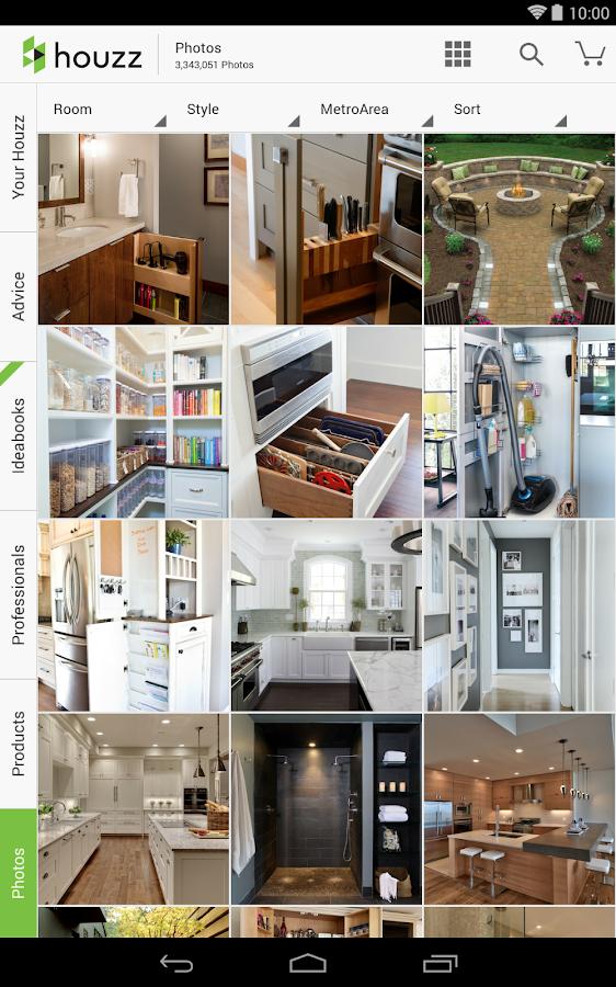 Design My Room App: Houzz Interior Design Ideas