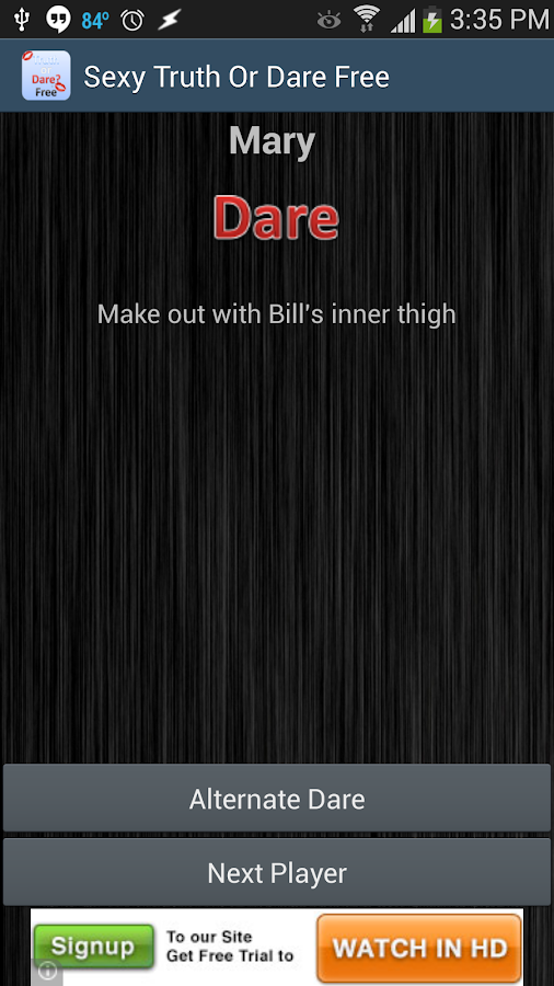 Sexy Truth Or Dare 18 Free Android Apps On Google Play