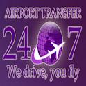 247 Airport Transfer Cab icon