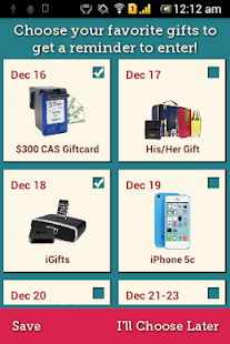 CompAndSave GiftBox - screenshot thumbnail