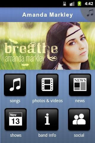 Amanda Markley - screenshot