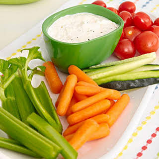 Parmesan-Sour Cream Dip.