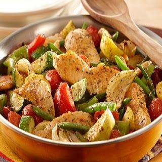 Italian Chicken Skillet