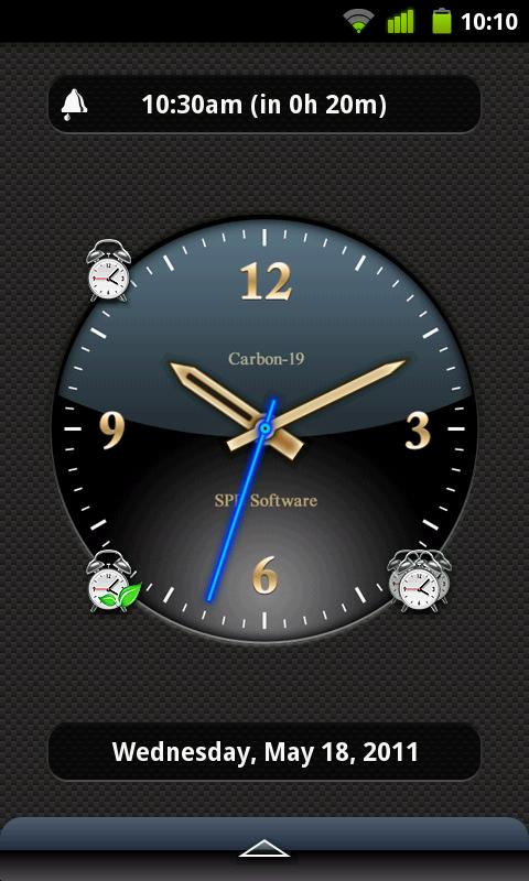 SPB Time- screenshot