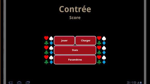 Belote Contrée Score Lite